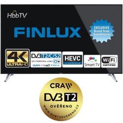 Finlux TV65FUA8061   UHD T2 SAT SMART WIFI
