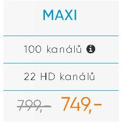 Balíček MAXI SAT