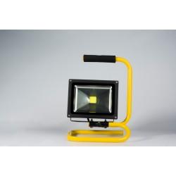 Světlomet 20 Watt LED malí - speciální stojan