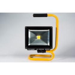 Světlomet 30 Watt LED malí - speciální stojan