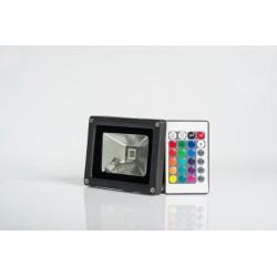 10W RGB LED reflektor