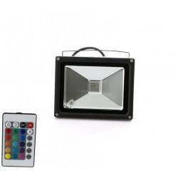 20W RGB LED reflektor