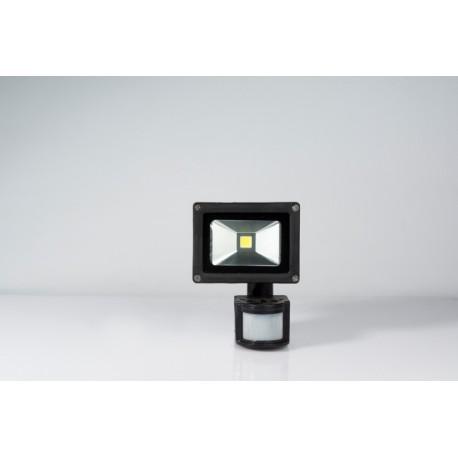10 Watt LED světlomet senzor pohybu