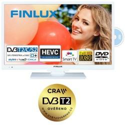 Finlux TV22FWDA5160 - T2 SAT DVD SMART HBBtv-
