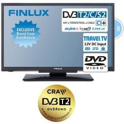 Finlux TV20FDMA4760 -T2 SAT DVD 12V