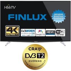 Finlux TV55FUA8062   UHD T2 SAT SMART WIFI