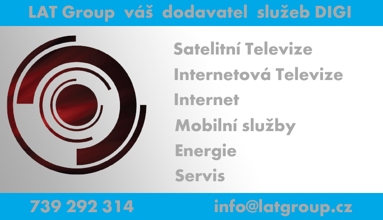 Lat Group satelitní a televizní technika